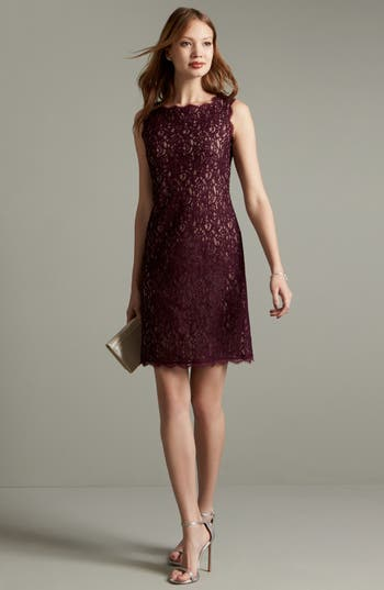 Main Image - Adrianna Papell Dress with Accessories