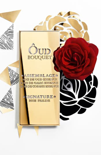 Maison Lancôme - Ôud Bouquet Eau de Parfum,                             Alternate thumbnail 3, color,                             No Color