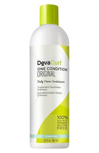 Alternate Image 2  - DevaCurl One Condition Original Daily Cream Conditioner