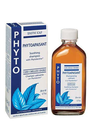 Alternate Image 1 Selected - PHYTO Soothing Treatment Shampoo