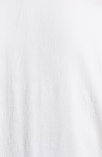 Alternate Image 3  - MICHAEL Michael Kors Contrast Trim Tunic Shirt (Plus Size)