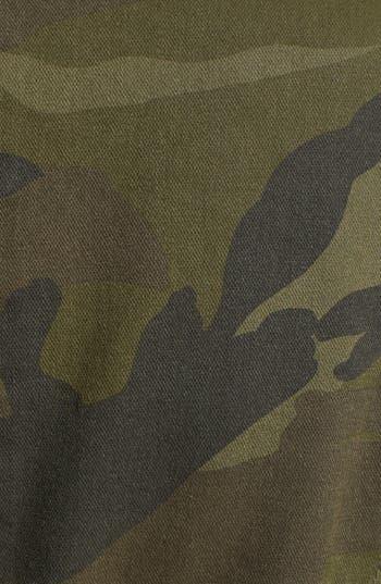 Alternate Image 3  - BCBGeneration Mixed Media Jacket