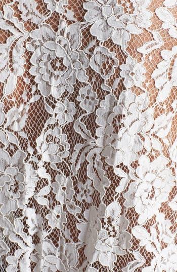 Alternate Image 3  - Theory 'Adrianna' Lace Back Sweater