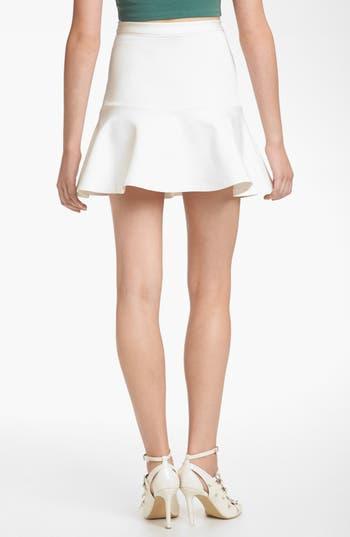 Alternate Image 2  - Devlin Ponte Miniskirt