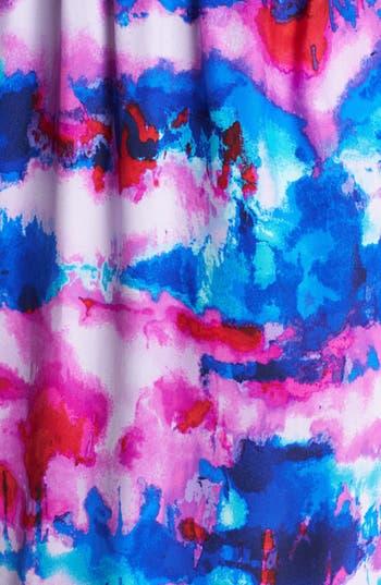 Alternate Image 3  - ALICE & TRIXIE 'Keira' Tie Detail Print Maxi Dress