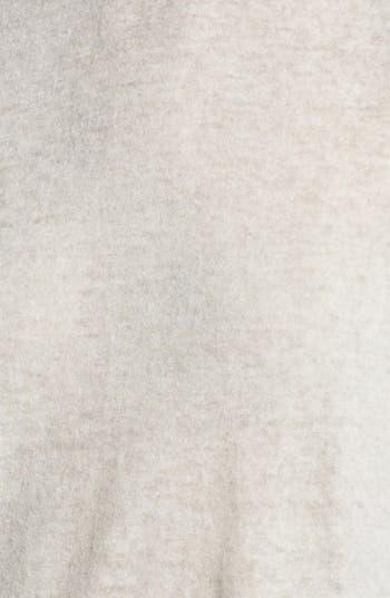 Alternate Image 4  - Helmut Lang Leather Trim Knit Top
