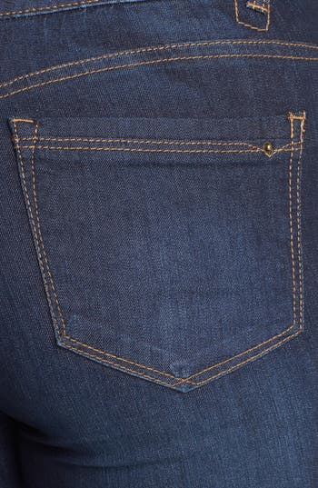 Alternate Image 3  - Wit & Wisdom 'Itty Bitty' Bootcut Jeans (Plus Size) (Nordstrom Exclusive)