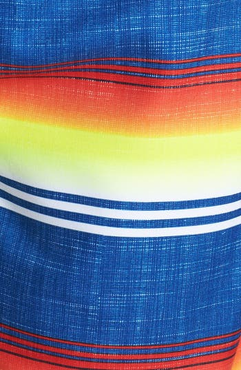 Alternate Image 3  - O'Neill 'Santa Cruz' Stripe Print Board Shorts