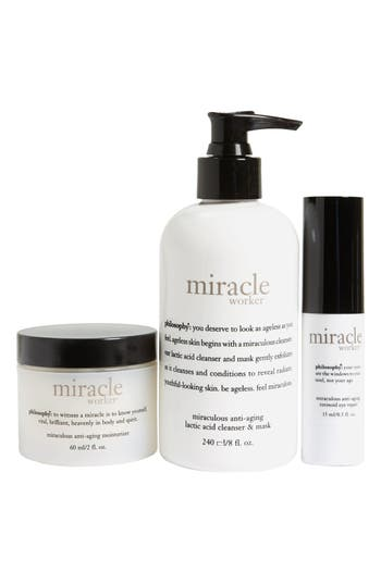 Alternate Image 2  - philosophy 'holiday miracles' gift set ($157 Value)