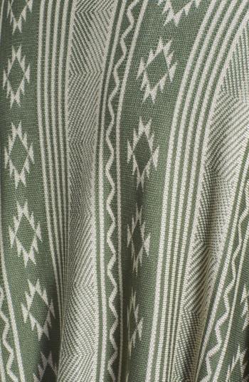 Alternate Image 3  - Llove Geometric Short Sleeve Cardigan (Juniors)