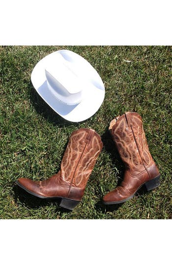 Alternate Image 5  - Ariat 'Heritage Western' Boot