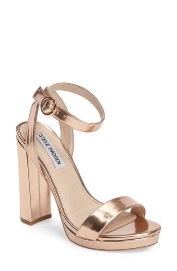Steve Madden Addon Strappy Sandal (Women)