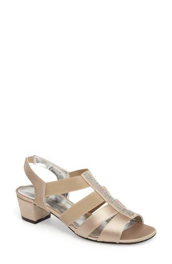 David Tate Eve Embellished Sandal (Women)