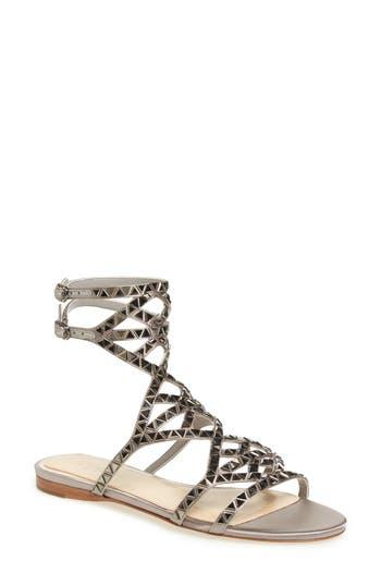 Imagine Vince Camuto Rettle Embellished Sandal (Women)