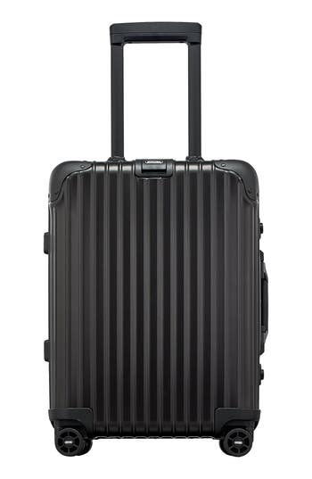 RIMOWA Topas Stealth 22-In..