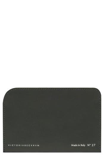 Victoria Beckham Leather Card Case