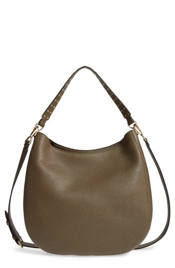 Rebecca Minkoff Unlined Convertible Leather Hobo