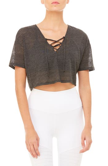 Alo Interlace Top