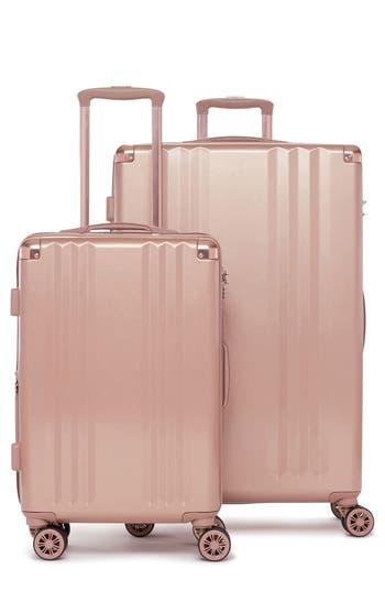 Calpak Ambeur 2 Piece Spinner Luggage Set Nordstrom