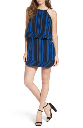 cooper & ella Callie Tiered Shift Dress