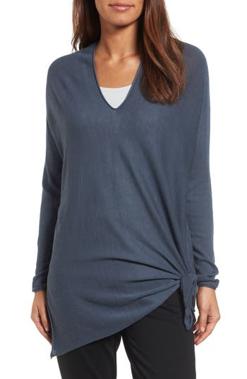 NIC+ZOE Essential Side Tie Top (Regular & Petite)
