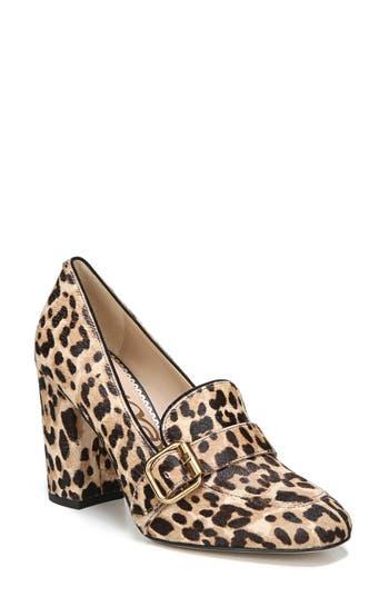 Sam Edelman Ellison Genuine Calf Hair Loafer Pump (Women)