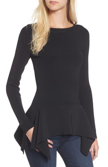 Trouvé Drape Hem Sweater