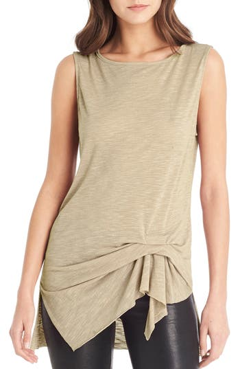 Michael Stars Pleat Detail Tank