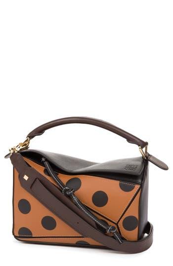 Loewe Puzzle Circles Calfskin Leather Bag