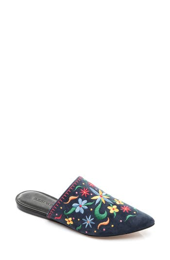 Bernardo Allie Embroidered Mule (Women)