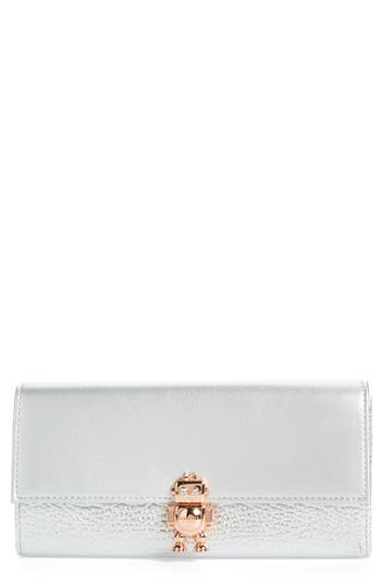 Ted Baker London Robot Leather Matin?e Wallet