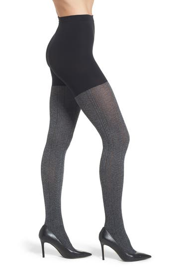 SPANX® Cozy Cable Knit Mi..