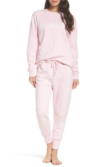 BRUNETTE the Label Sweatshirt & Pants