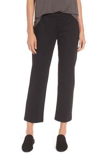 Eileen Fisher Knit Ankle Pants