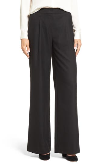 Emerson Rose Wide Leg Flannel Pants