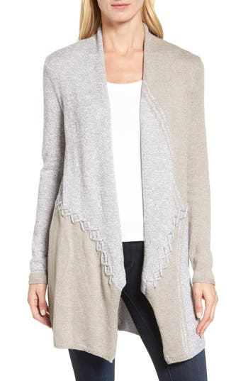 NIC+ZOE Side Stitch Cardigan (Regular & Petite)