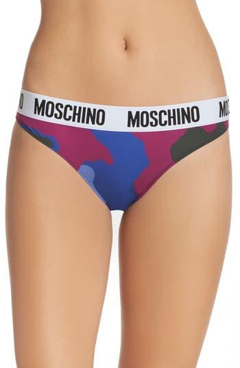 Moschino Logo Bikini