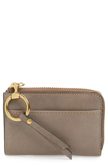 Frye Small Ilana Harness Leather Zip Wallet