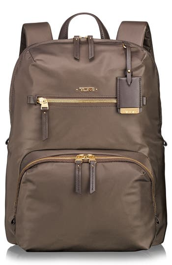 Tumi 'Voyageur Halle' Nylon Backpack