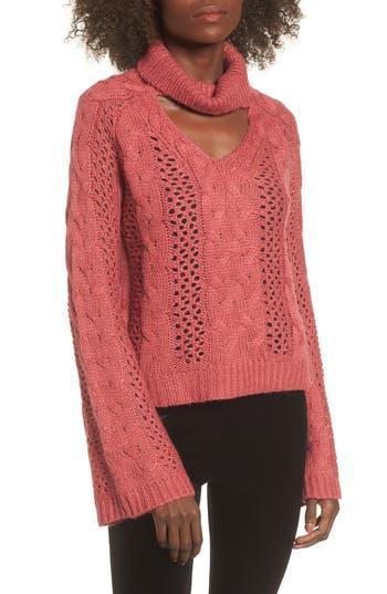 Leith Choker Sweater
