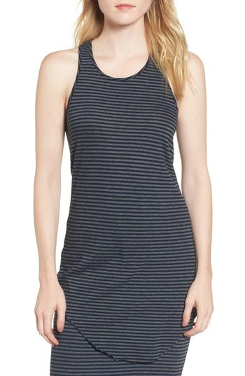 Frank & Eileen Tee Lab Stripe Long Layering Tank