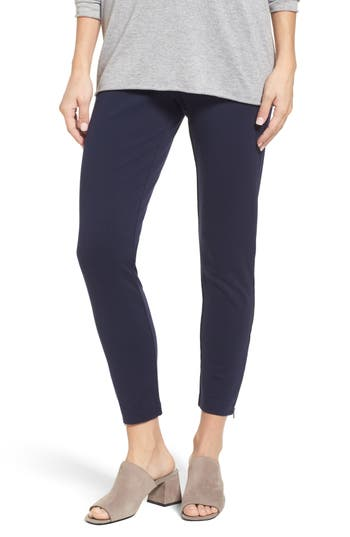 Eileen Fisher Slim Crop Pa..