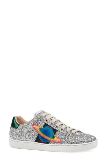 Gucci 'New Ace' Low Top Sn..