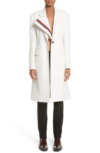 Calvin Klein 205W39NYC Uniform Stripe Coat