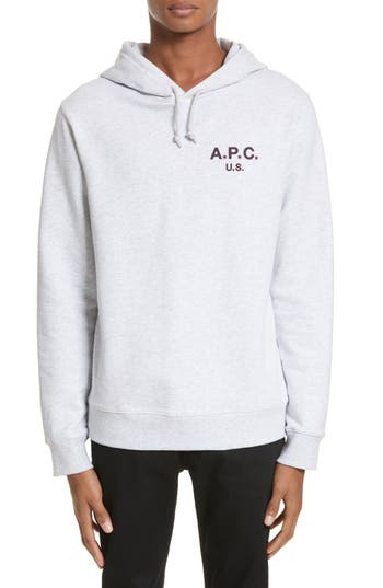 Logo Hoodie by A.P.C.