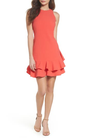 Vianne Eyelet Fit & Flare Dress by Bb Dakota