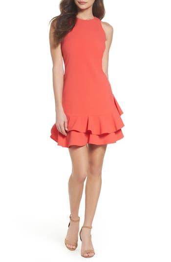vianne-eyelet-fit-&-flare-dress by bb-dakota