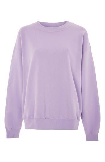 Topshop Boutique Oversize Sweatshirt