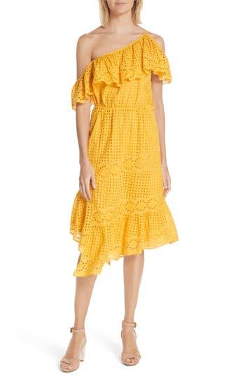 Corynn Eyelet Dress by Joie
