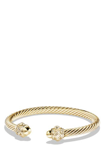 david yurman earrings nordstrom david yurman renaissance bracelet in 18k gold nordstrom 8208